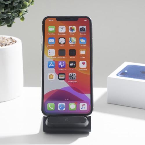 iPhone 11 Pro Max 64gb, Silver (MWH02) б/у