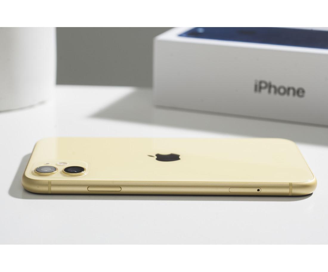 iPhone 11 128gb, Yellow (MWLH2) б/у