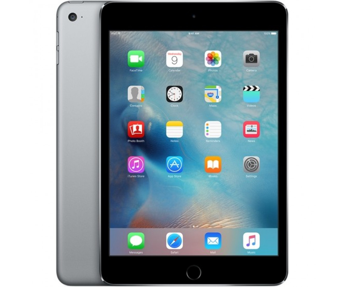 Apple iPad Mini 4 Wi-Fi 128gb, Space Gray б/у 4/5