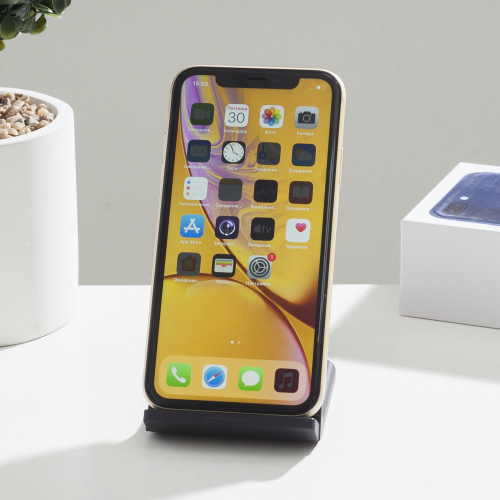 iPhone XR 64GB Yellow (MRY72) б/у