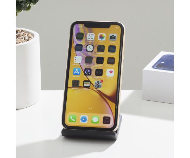 iPhone XR 256GB Yellow (MRY72) б/у