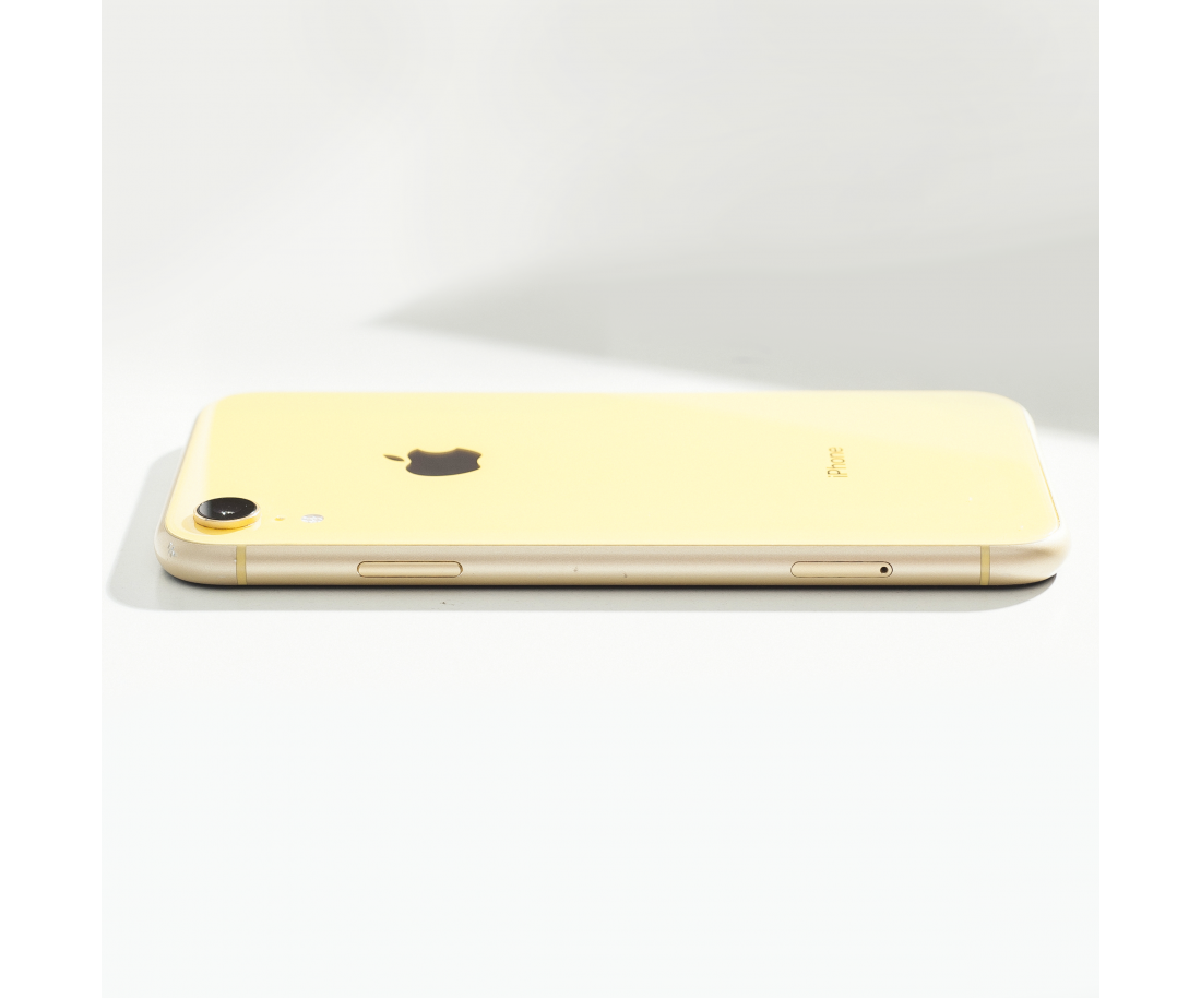 iPhone XR 128GB Yellow (MRY72) б/у