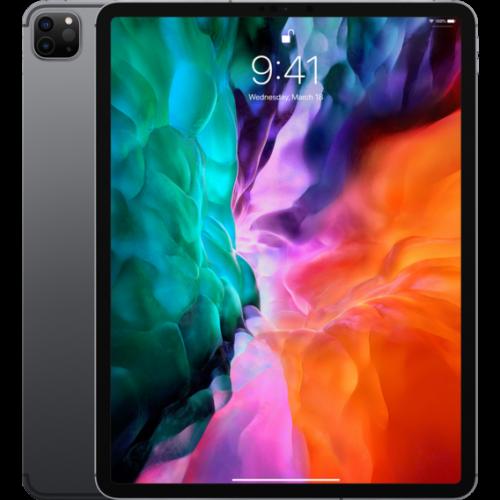 iPad Pro 12.9' Wi-Fi + LTE, 128gb, Space Gray 2020 (MY3J2LL) б/у