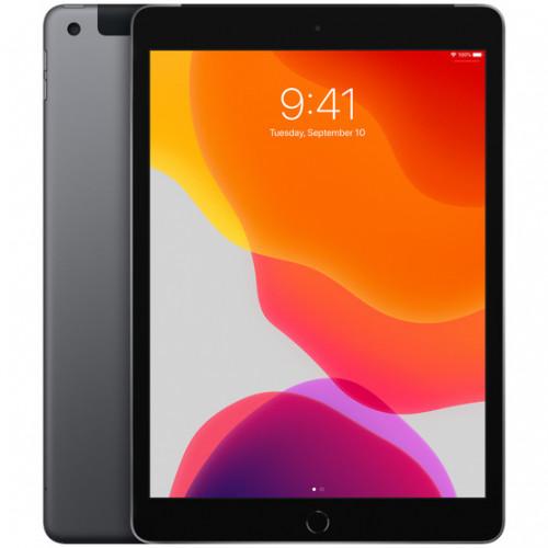 Apple iPad 10.2 Wi-Fi + Cellular 128GB Space Grey (MW702, MW6E2)