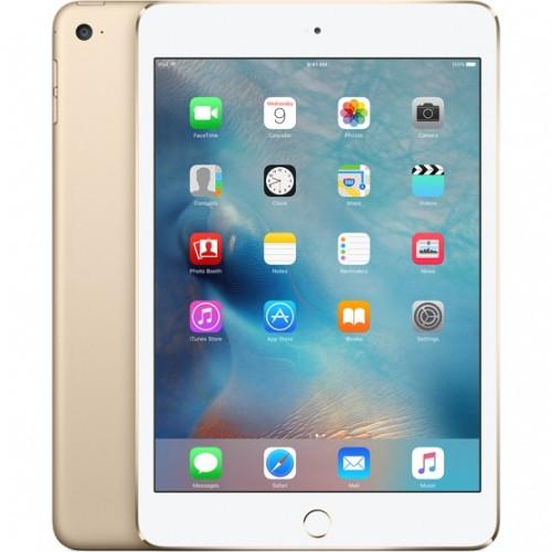 iPad mini 4 Wi-Fi + LTE, 64gb, Gold б/у