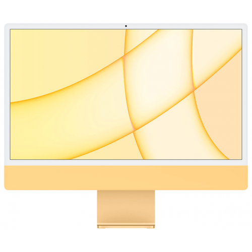 "Apple iMac 24"" M1 Yellow 2021"