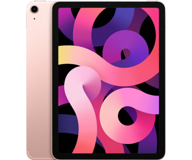 Apple iPad Air 2020 Wi-Fi 64GB Rose Gold (MYFP2)