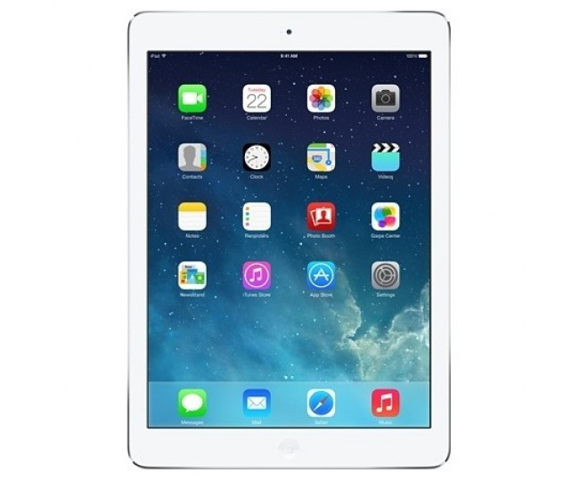 iPad Air Wi-Fi + LTE, 128gb, Silver б/у