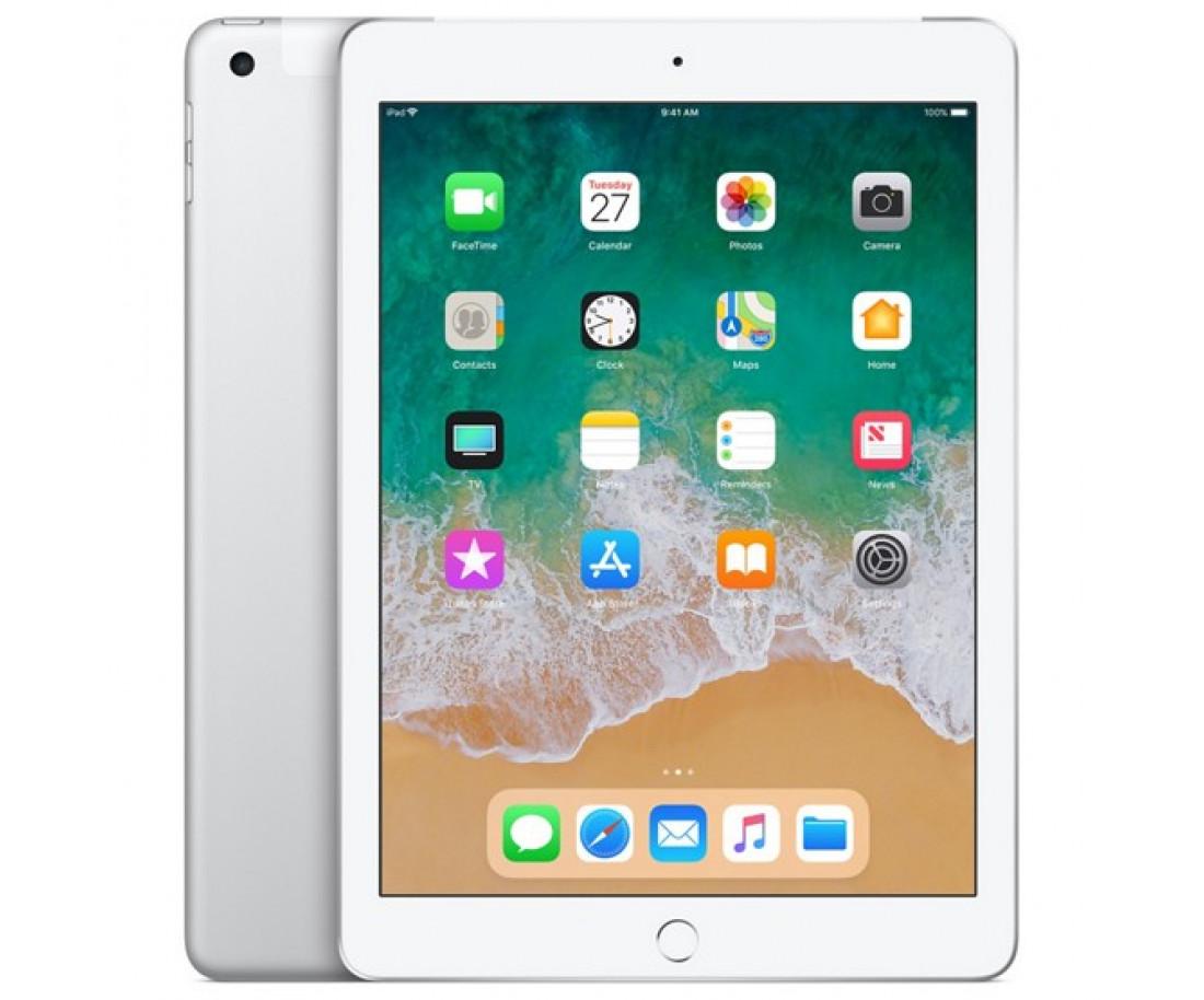 iPad 9.7' (2018)  Wi-Fi + LTE, 128gb, silver б/у