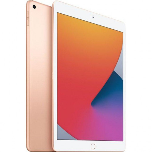 "Apple iPad 8 10.2"" Wi-Fi + LTE 2020 128Gb (Gold)"