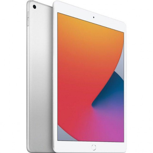 "Apple iPad 8 10.2"" Wi-Fi + LTE 2020 128Gb (Silver)"