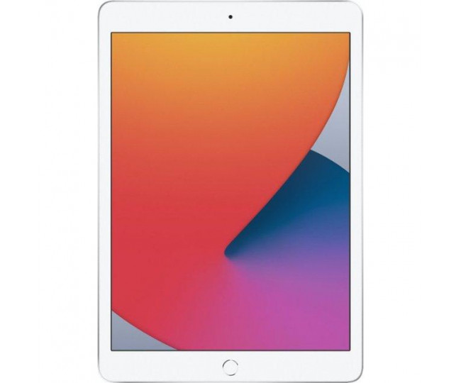 """Apple iPad 8 10.2"""" Wi-Fi + LTE 2020 128Gb (Silver)"""