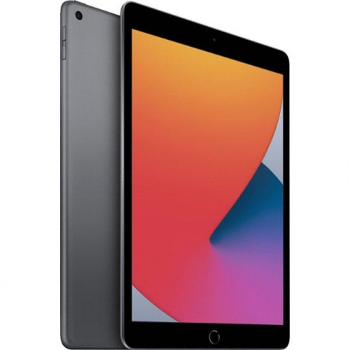"Apple iPad 8 10.2"" Wi-Fi + LTE 2020 128Gb (Gray)"