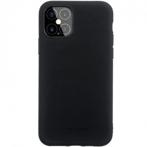 Чехол Molan Cano Smooth для iPhone 12/12 Pro Black