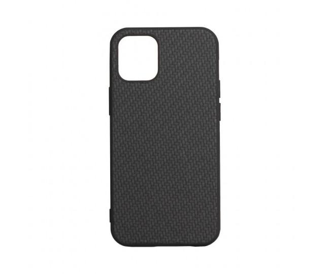 Чехол Carbone для iPhone 12 Mini Black