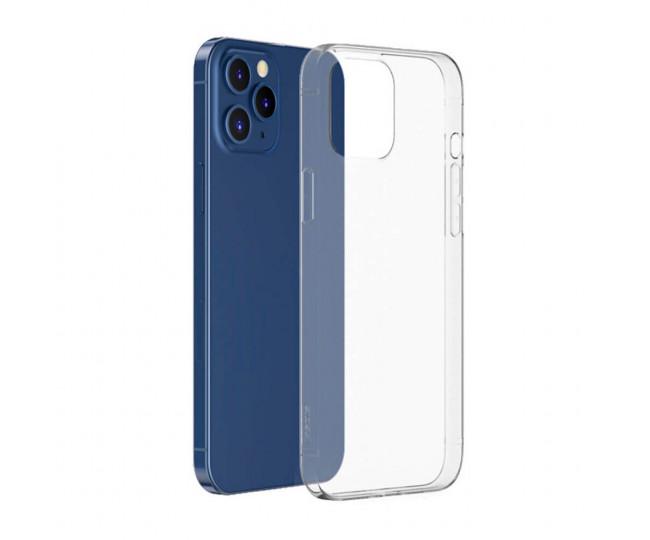 Чехол Baseus Simple для iPhone 12 Pro Max Clear