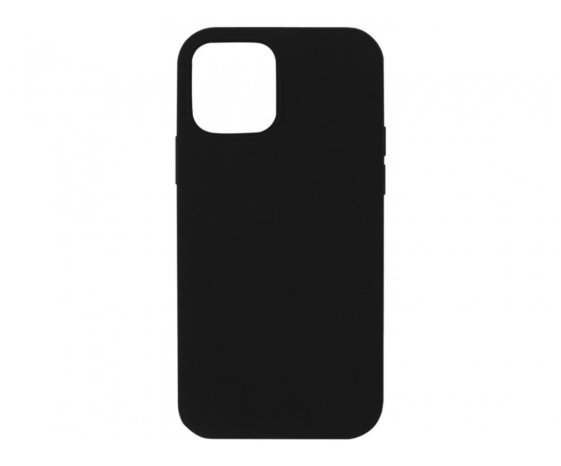 Чехол Totu Silicone Full для iPhone 12 Pro Max Black