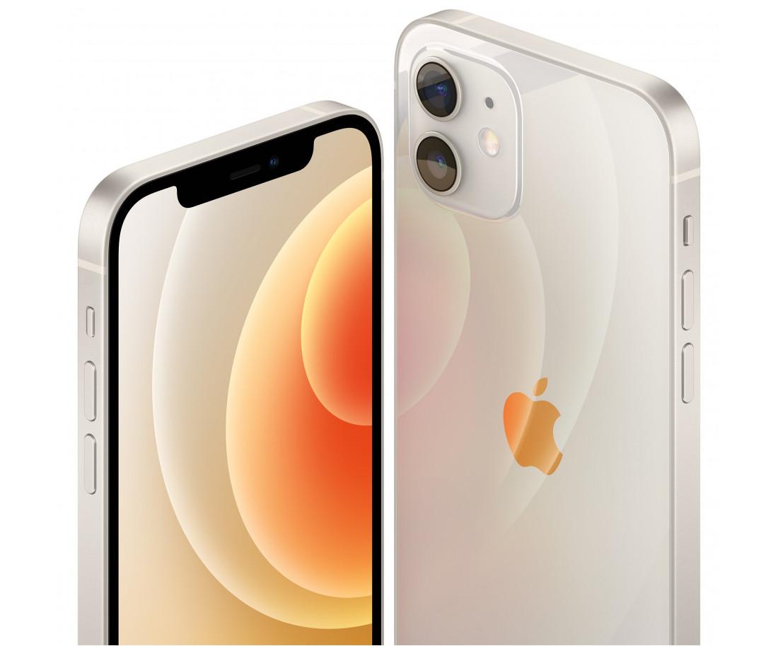 iPhone 12 Mini 128gb, White (MGE43)