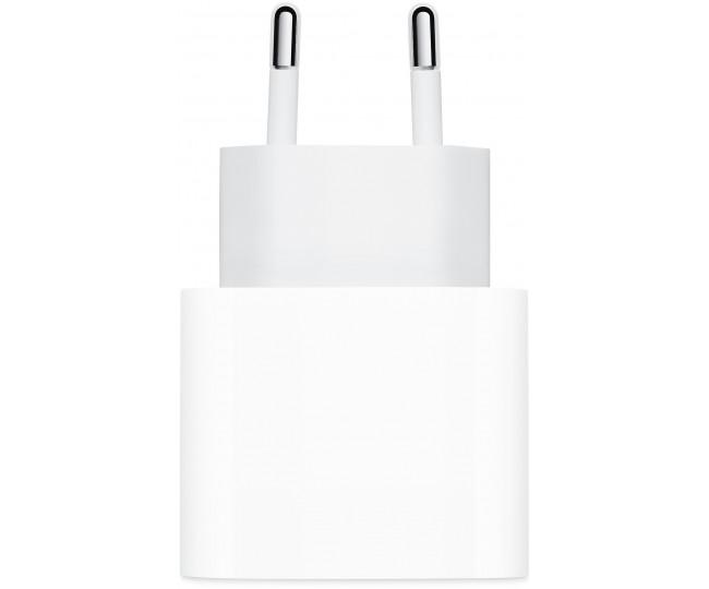 Сетевое зарядное устройство Apple USB-C Power Adapter 20W (MHJE3)