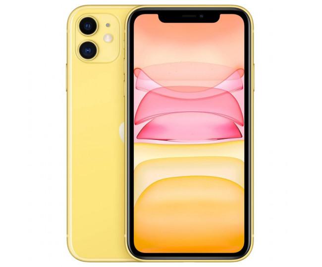 iPhone 11 256Gb Yellow Slim Box (MHDT3)