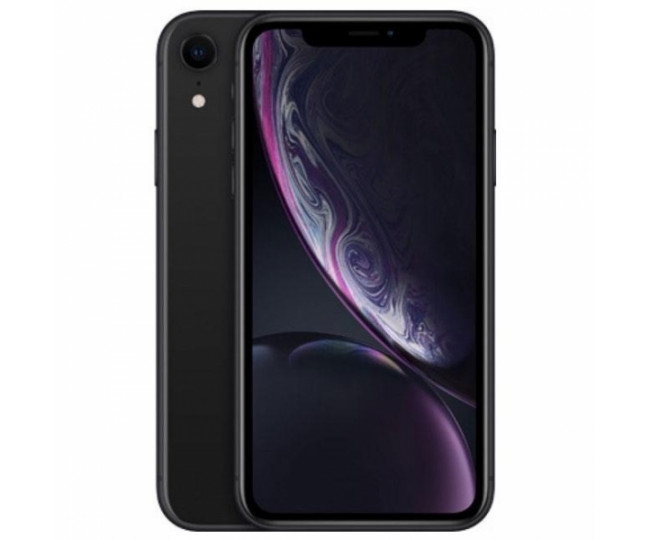 iPhone XR Dual Sim 128gb, Black б/у