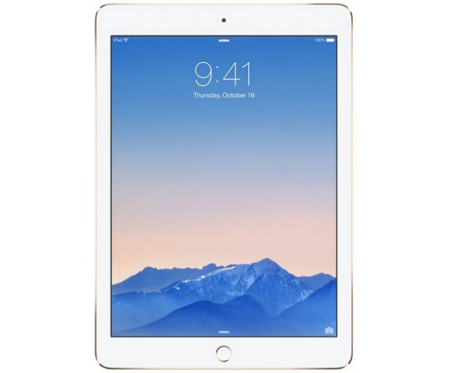 iPad Air 2 Wi-Fi + LTE, 128gb, Gold (MH2D2LL) б/у