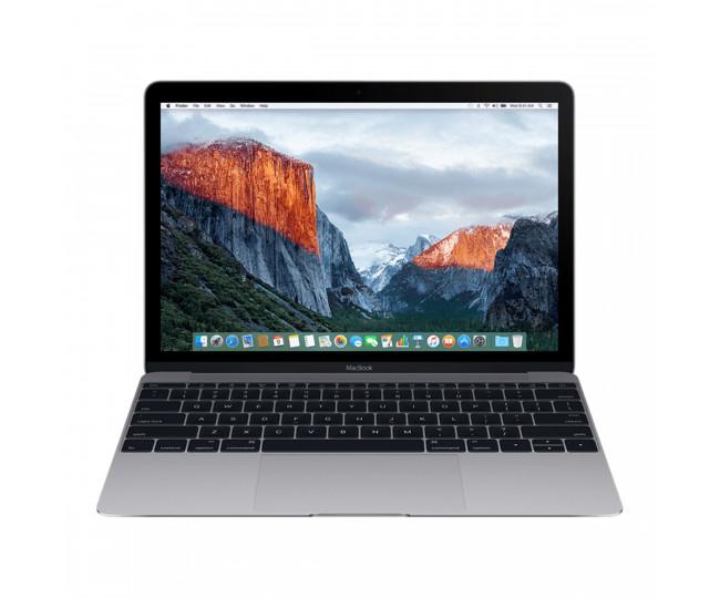 "Apple MacBook 12"" Space Gray (Z0SL0003F) б/у"