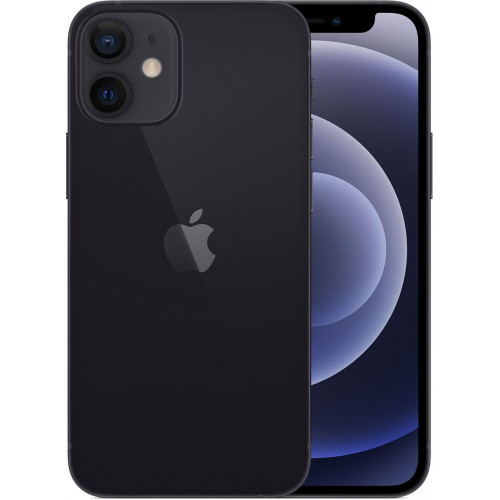 iPhone 12 Mini 64gb, Black (MGDX3) б/у