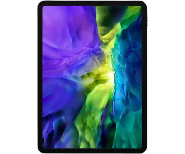 Apple iPad Pro 11 2020 Wi-Fi + Cellular 256GB Silver (MXEX2, MXE52)