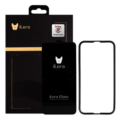 Защитное стекло iLera iPhone 12/12 Pro Black