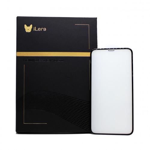 Защитное стекло iLera iPhone 12 Pro Max Black
