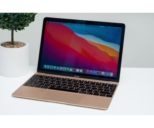 Apple MacBook 12 Gold 2016 (MLHF2) б/у
