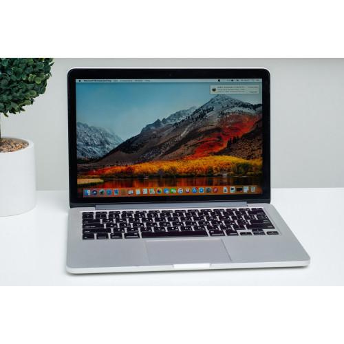 Apple MacBook Pro 13 Silver 2015 (MF839) б/у
