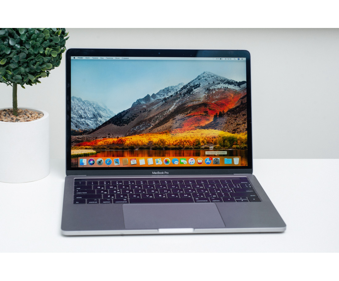 Apple MacBook Pro 13 Space Gray 2017 (MPXW2) б/у