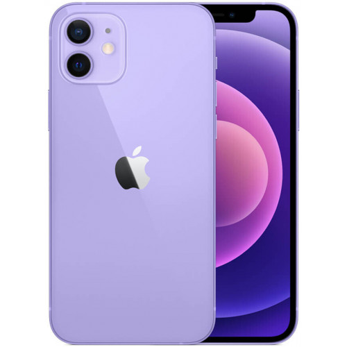 Apple iPhone 12 64GB Purple (MJNM3)