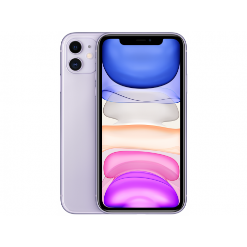 iPhone 11 128Gb Purple Slim Box (MHDM3)