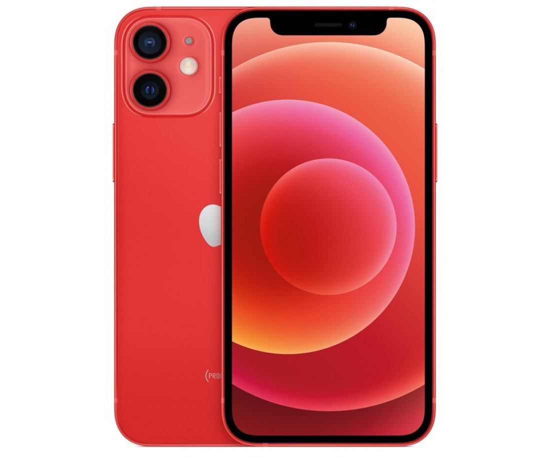 iPhone  12 64gb, Dual Sim Red