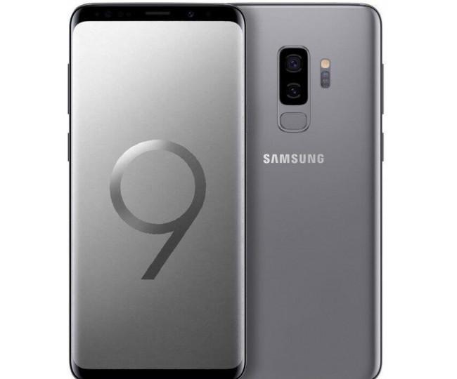 Samsung Galaxy S9 Plus Titanium Grey 64 gb б/у