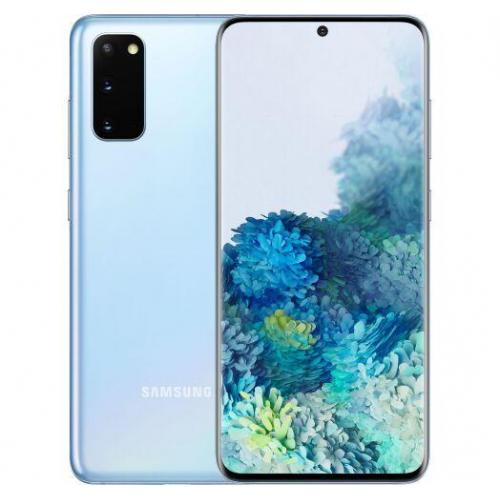 Samsung G960F Galaxy S20 128GB Cloud Blue б/у