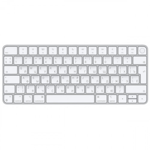 Клавиатура Apple Magic Keyboard with Touch ID for Mac models with Apple silicon (MK293) UA
