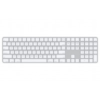 Клавиатура Apple Magic Keyboard with Touch ID and Numeric Keypad for Mac models with Apple silicon (MK2C3) UA