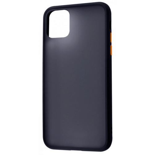 Чехол iPhone 11 Gingel Series Black