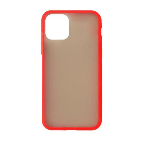 Чехол iPhone 11 Gingel Series Camellia/Red