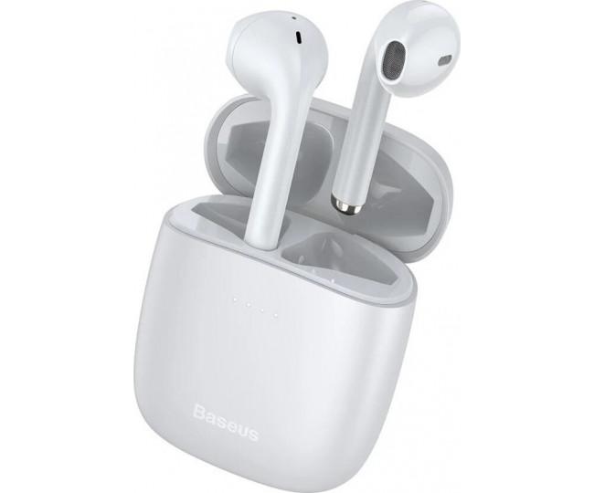 Наушники Baseus Encok True Wireless Earphones W04 White NGW04-02