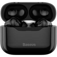 Наушники Baseus SIMU ANC True Wireless Earphone S1 Black NGS1-01