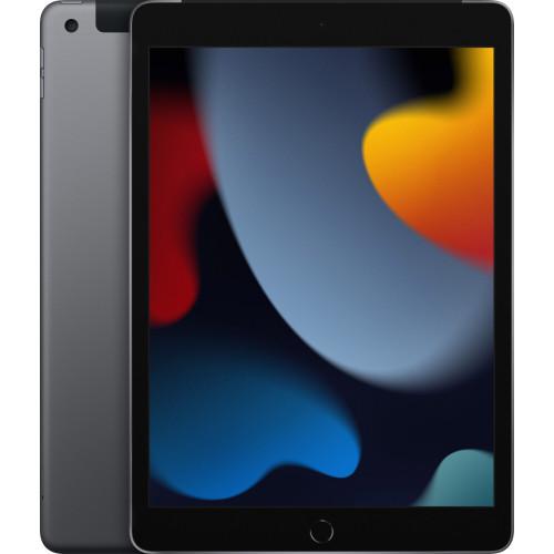 iPad 10.2 2021 Wi-Fi + LTE 256GB Space Gray (MK693) UA