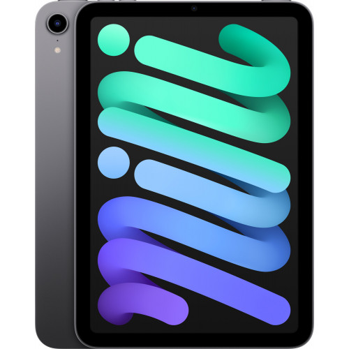 iPad mini 6 Wi-Fi + LTE 256GB Space Gray (MK8F3) UA