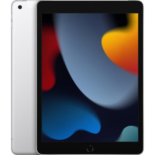 iPad 10.2 2021 Wi-Fi + LTE 256GB Silver (MK6A3) UA