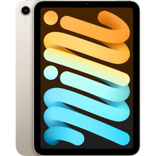 iPad mini 6 Wi-Fi + LTE 256GB Starlight (MK8H3) UA