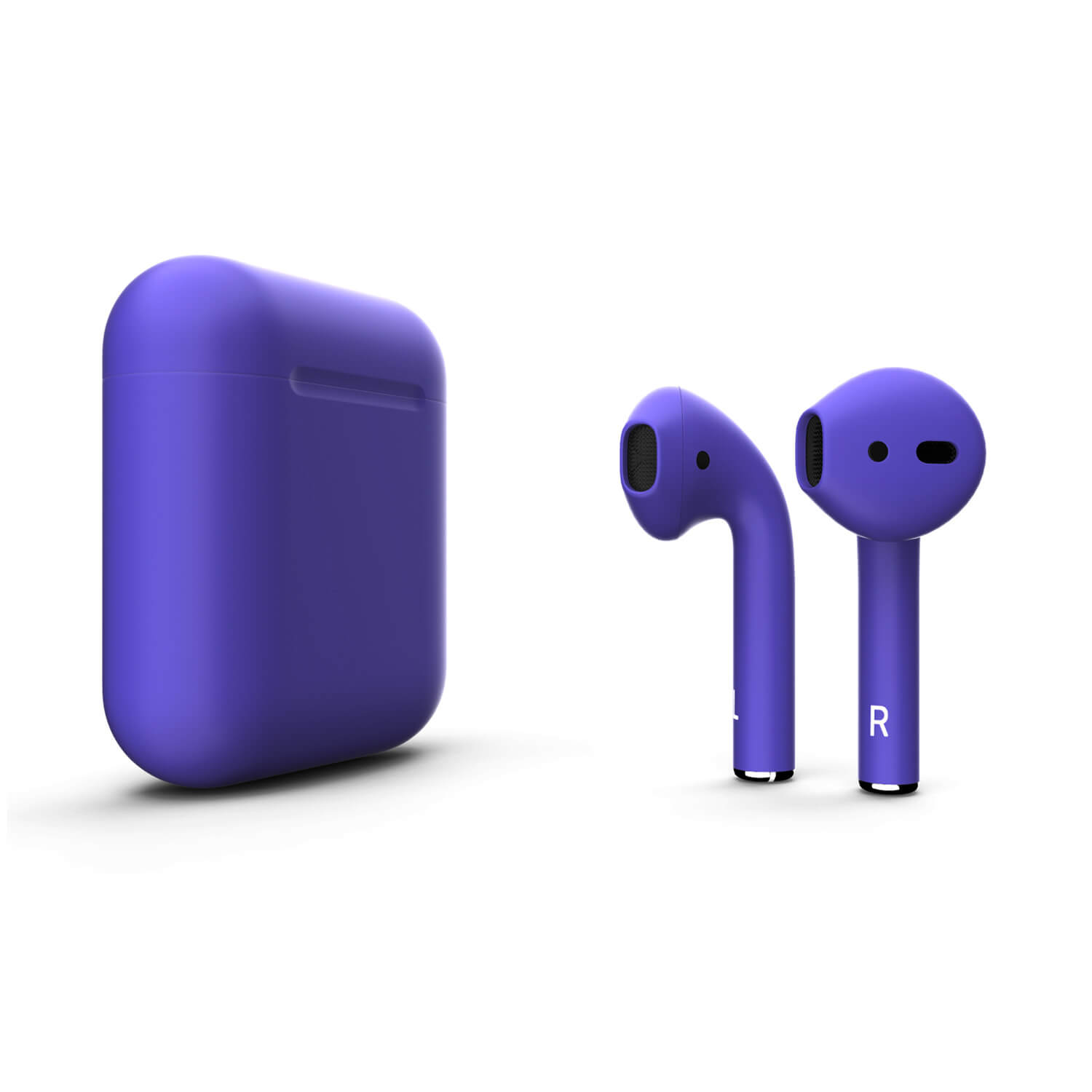 Apple AirPods покрасить